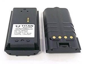 Two Way Radio Battery BKB191210/44 R1B Fits HARRIS JAGUAR J700P/SPD2000