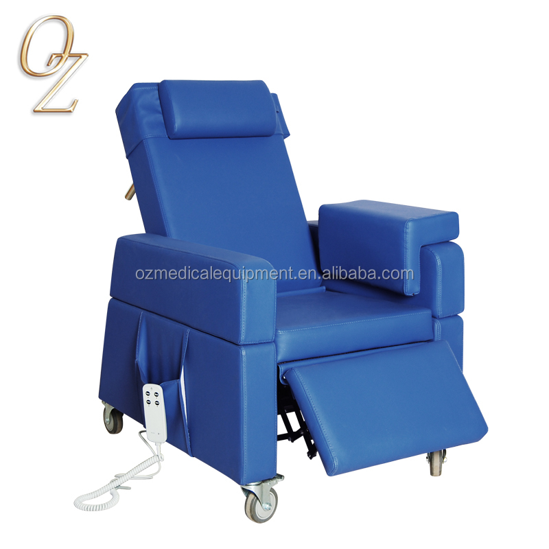 Lift Chair infusion couch cancel hospital use medical standard high back recliner sofa