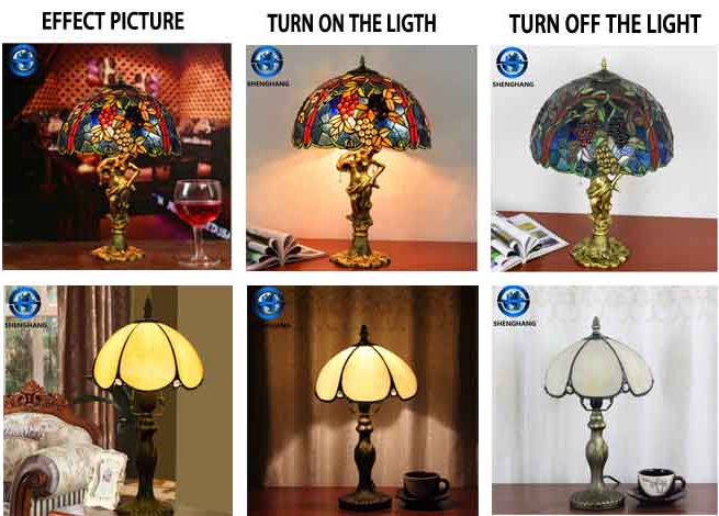 Imitatie Tiffany Lampen : Patterns for tiffany lamps shade for sale online glass animal