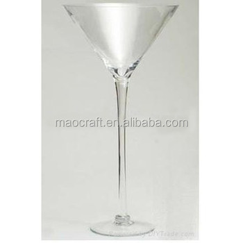 Tall Martini Glass Centerpiece Buy Clear Martini Glass Vases