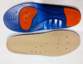 Best seller diabetic insole/Blue Pu Foam