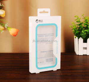Cell Phone case blister packaging clear plastic retail mobile phone packaging