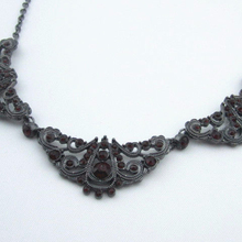 YN4328 new arrival pendant fake collar necklace custom design jewelry
