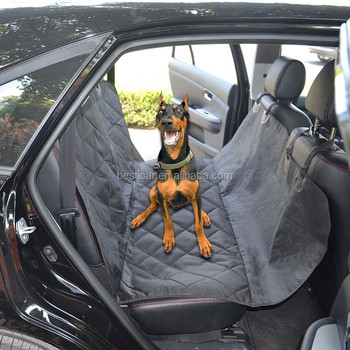 Backseat Dog Hammock >> Auto Backseat Cover Hammock Design Waterproof Quilted Pet Mat Car Dog Seat Cover Buy Dog Seat Cover Auto Backseat Cover Hammock Design Waterproof