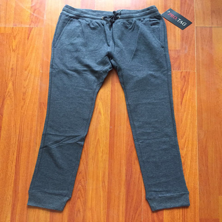Surplus stock for sale mens sportwear pants track pants