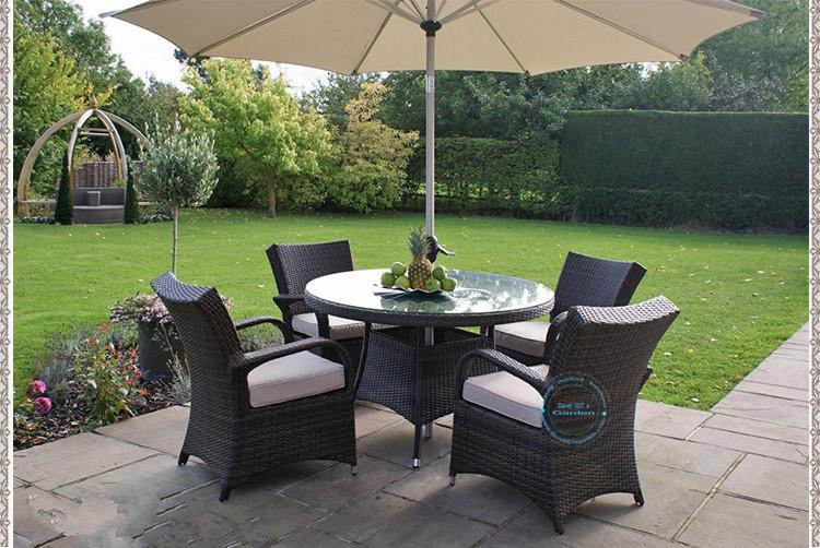 Dgd4 0022 Leisure Style Rattan Outdoor Garden Furniture