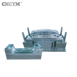 Professional Chinese mould supplier, plastic injection china car bumper die mould base