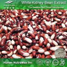 Halal & Kosher Pearl Long Round White Kidney Extract Powder 4:1 5:1 10:1 20:1