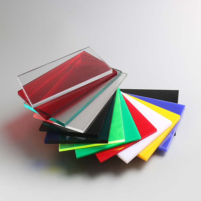 100% new material acrylic sheet PMMA Sheet sample