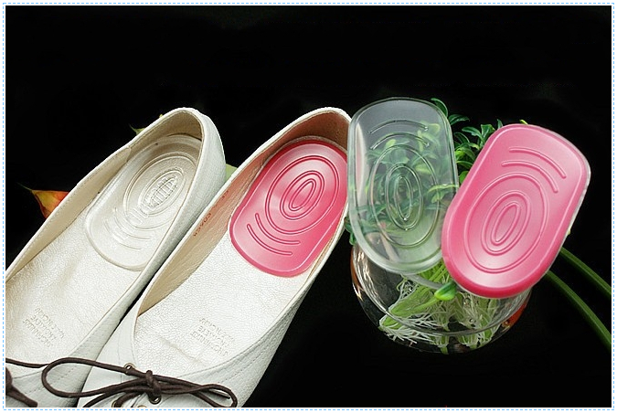 Silicone Gel Insole, Gel Heel Cushion For Sandals And High Heel