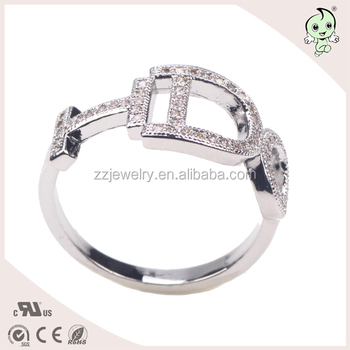 925 sterling silver ring with alphabet cheap price buy