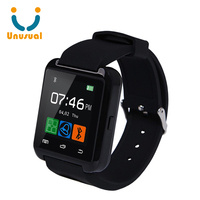 Fitness U8 MTK6261 SmartWatch Support IOS Android Mobile Watch Phone Touch Screen Wrist Bluetooth Smart Watch 2018