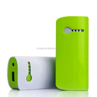 Made in China Portable Charger 6000mah Power Bank with high capacity