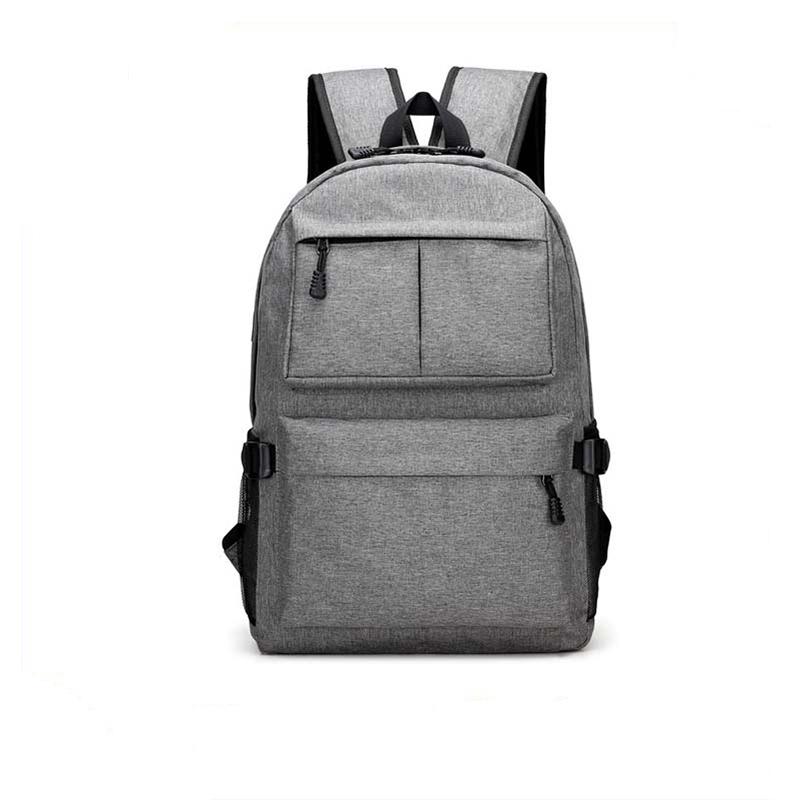 Intelligent multifunctional USB charging laptop backpack bag multicolor students backpack