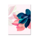 Chart Paper Craft Decoration Natural Floral Art Painting