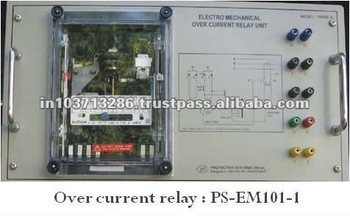 Electro- Mechanical Under Voltage Relay (idmt) Test Kit - Buy Electro on inverse time overcurrent relay, definite time overcurrent relay, electromechanical relay, earth fault relay, target electro mechanical relay,