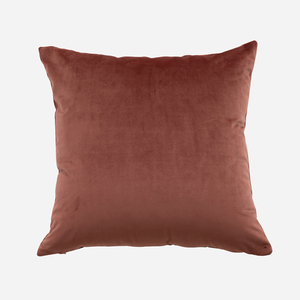 RAWHOUSE low Moq custom solid velvet pillowcase