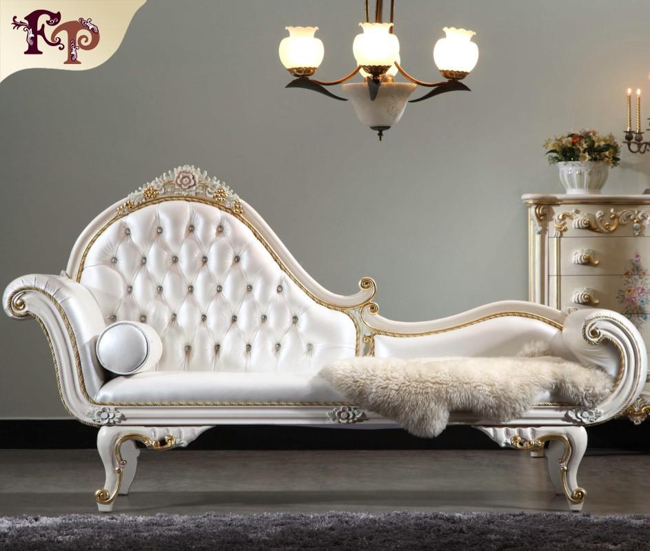Italian classic design furniture-made in china classic chaise lounge