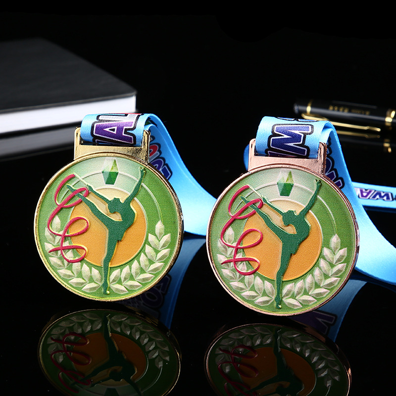 Factory direct pattern medal award sports