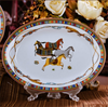 amazing fine china supplier direct bone china dinnerware with customized decal