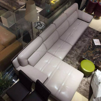 Living Room Furniture Stanley Leather Sofa India Hot Ing