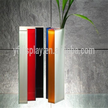 Newest Style Acrylic customized flower Vase with Clear and simple flower holder