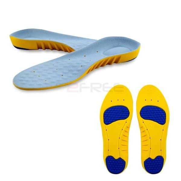 Zrwr05 Memory Foam Best Orthotic Shoe Inserts For Arch Support