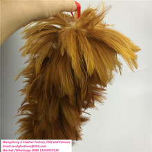 Popular Grosso Galinha Hackle Feather Duster
