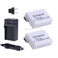 Smatree digital camera battery LP-E8 for Can on camera battery