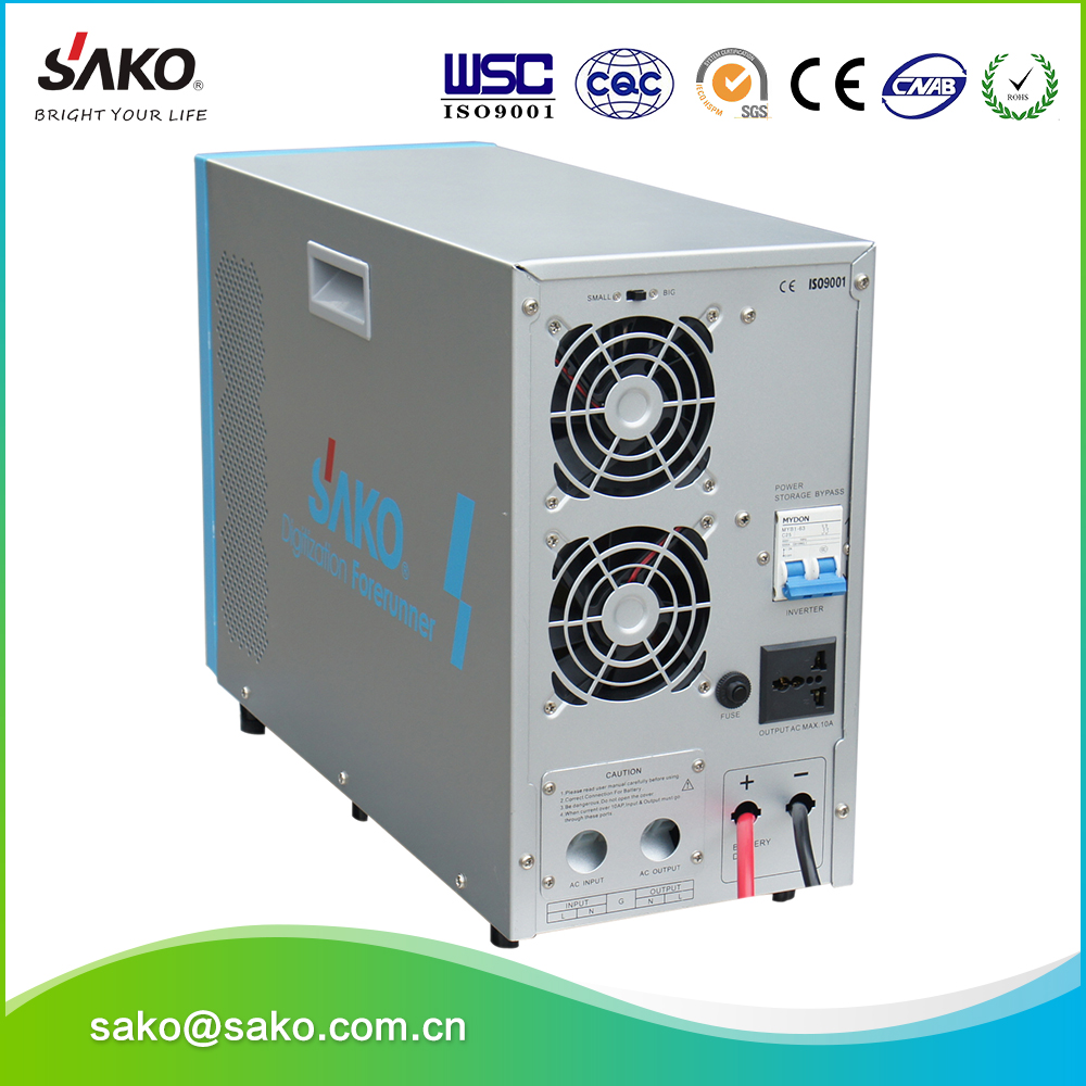 Pure Sine Wave Inverter 2000w Grid Tie Power Inverter