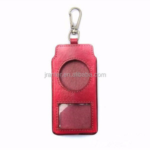 Custom Leather Waterprooof Case for iPhone Key Holder Phone Case for iPhone 5 5g