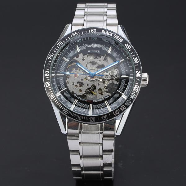 Clasp Ordinary Automatic Classic Brand Watches for Man