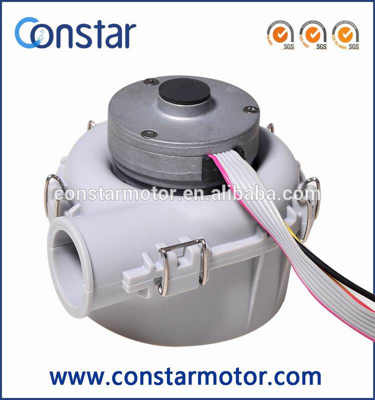 Miniature Low Pressure Blower : Low noice high pressure v blower with brushless dc motor
