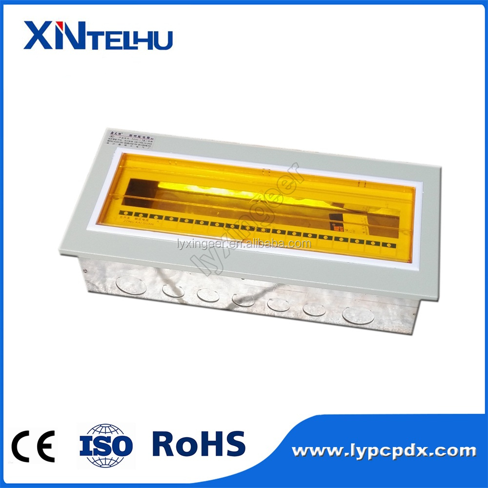 Cheap High Quality 24 Way Mcb Type Metal distribution box