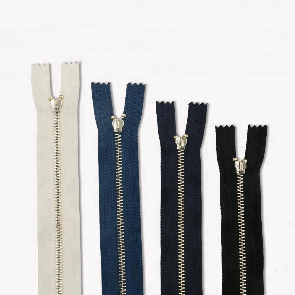 wholesale colorful zipper slider for different puller option changeable puller flexible