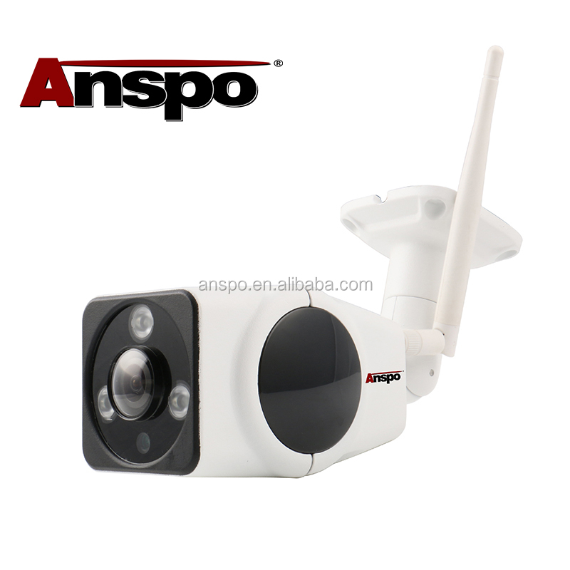 1080p ip wireless wired camera software WIFI cctv system support wired connect 200m distance security surveillance