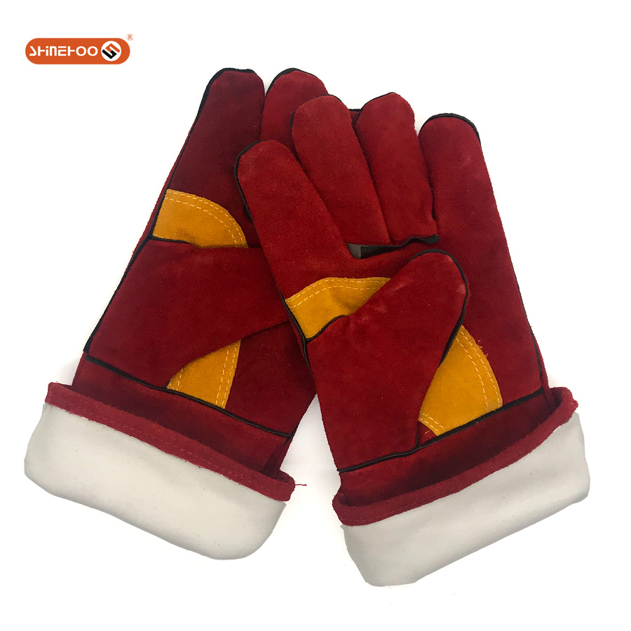 SHINEHOO Genuine Leather Gloves Wholesale High Performance