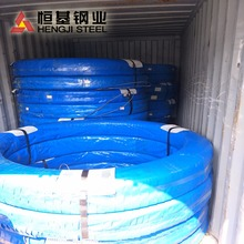 z2 packing 450kg per reel oil tempered spring steel wire manufacturer
