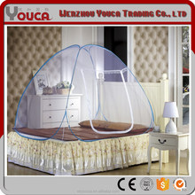 150X200X145cm single bed folding portable cheap mosquito nets manufacturer