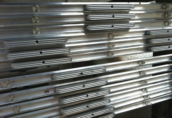 hard chrome aluminum stainless steel air expanding shaft price