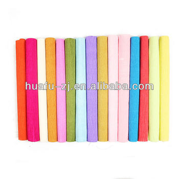 2019 factory supplier curling paper wrapping paper for gift or flower