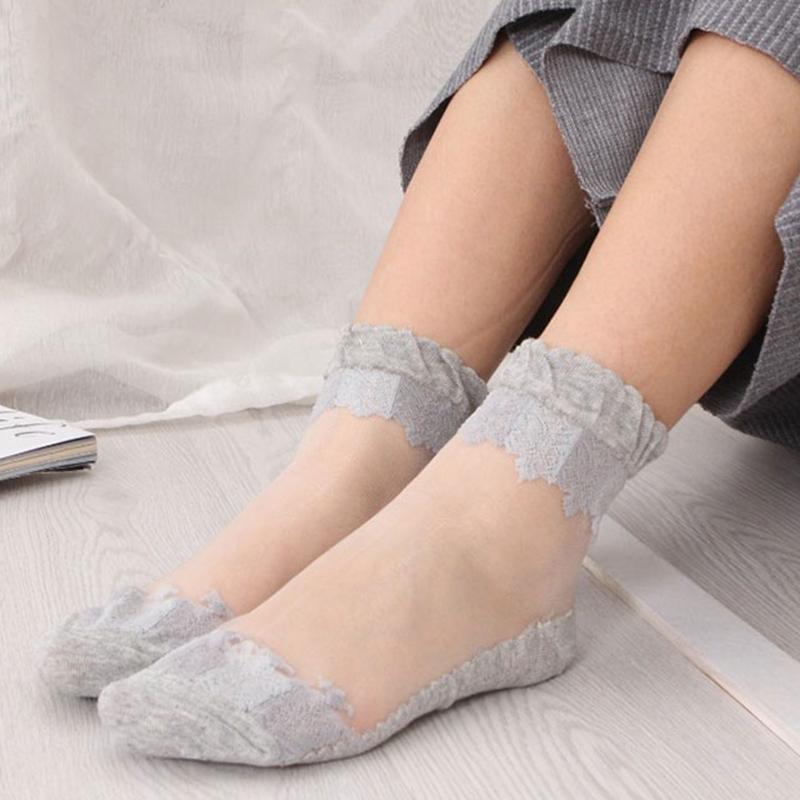 5 Design fashion compression lady custom sock