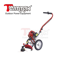New design high quality gasoline manual hand push Brush Cutter / Grass Trimmer