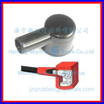 Rubber Battery Terminal Covers_ Rubber Electrical Cable ...