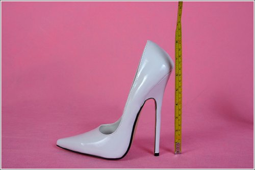 How To Paint High Heels Shoes