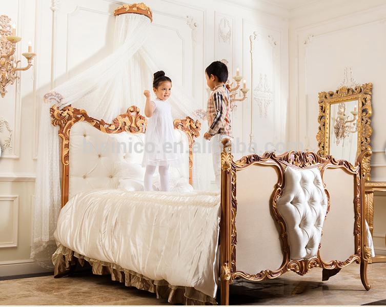 Letti Di Lusso Per Bambini : Antico bambini bambini mobili camera da letto insieme di lusso