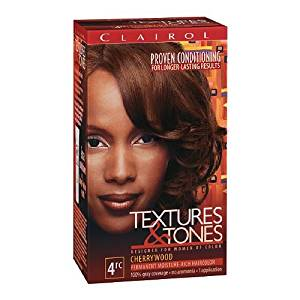 Clairol Textures Tones Hair Color Cherrywood 4rc