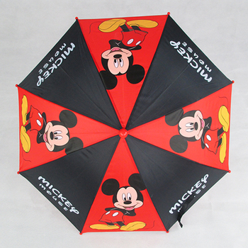 1ebc7dd2f2d73 17   8k Kids Animal Unique Shape Print Mickey Mouse Umbrella - Buy ...