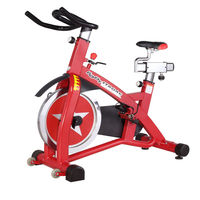 Body Strong Commercial Spin Bike Gym Machine Exercise Equipment