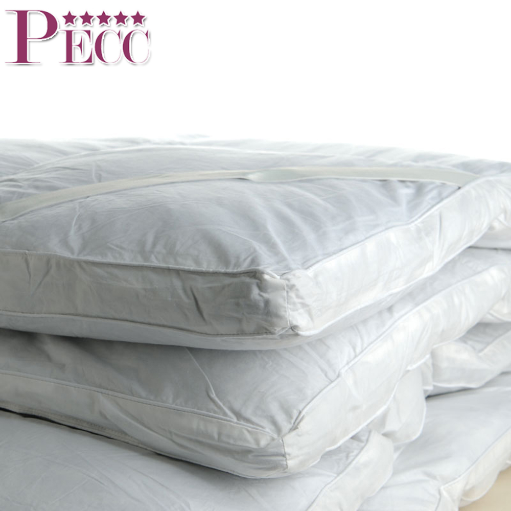 Warm And Light ISO 9001 Certified Cheap Smooth Down Mattress Topper